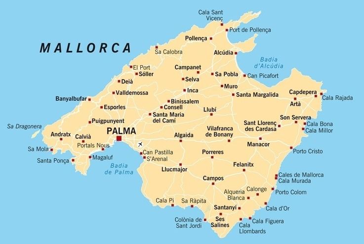 Inselrundgang - Mallorca