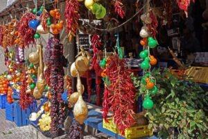 villa-franca-Märkte auf Mallorca