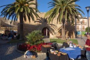 alcudia - markt